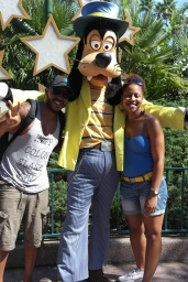 Us and Goofy