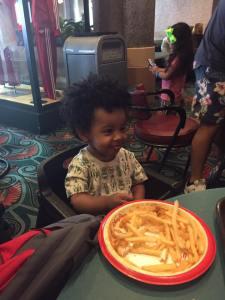 Joshy food Disney