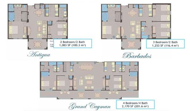 LBV Resort all room layouts - Copy