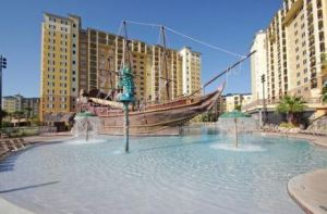 LBV Resort pirate pool
