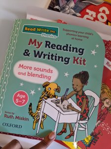 Ruth Miskin reading resource